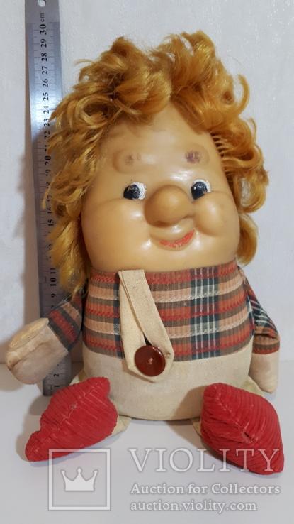 Старая игрушка Карлсон., фото №10