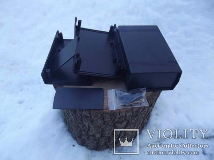 Корпус для блока управления металлоискателя