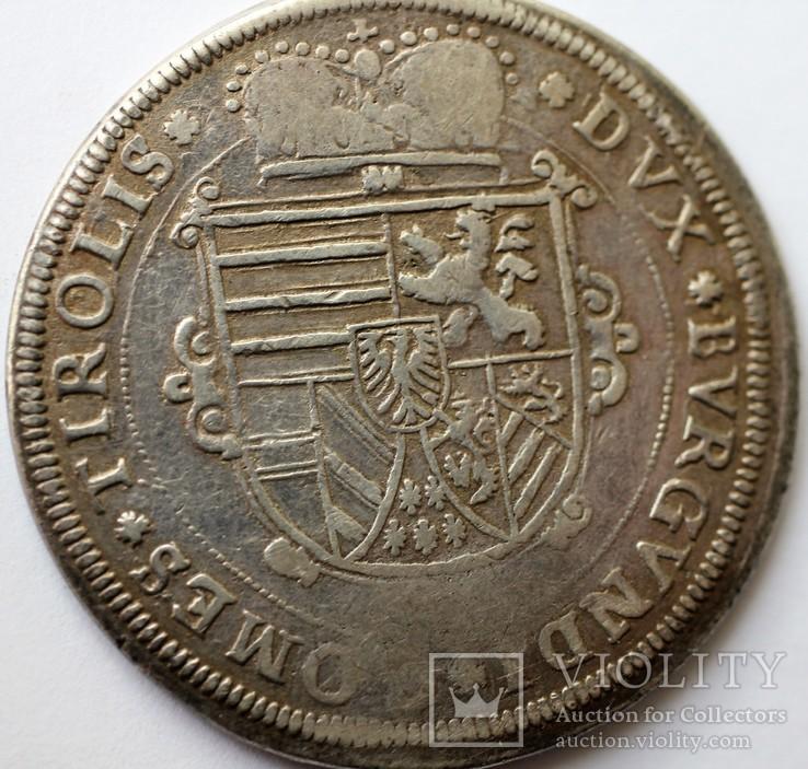 Талер 1626 року Леопольда V Граф Тіроля