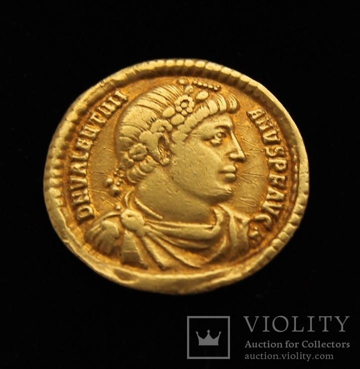 Солид Валентиниан 364-375 гг