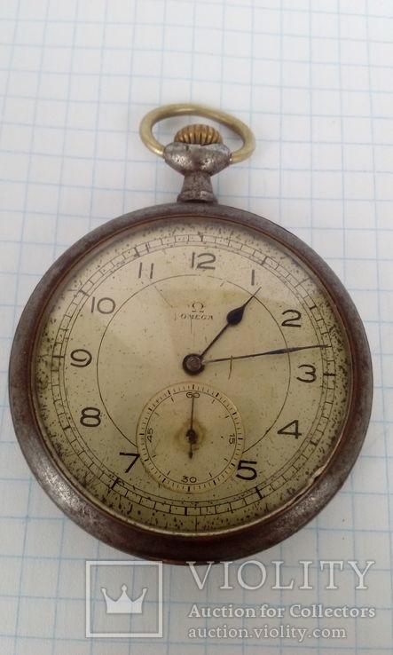 Кишеньковий швейцарський годинник