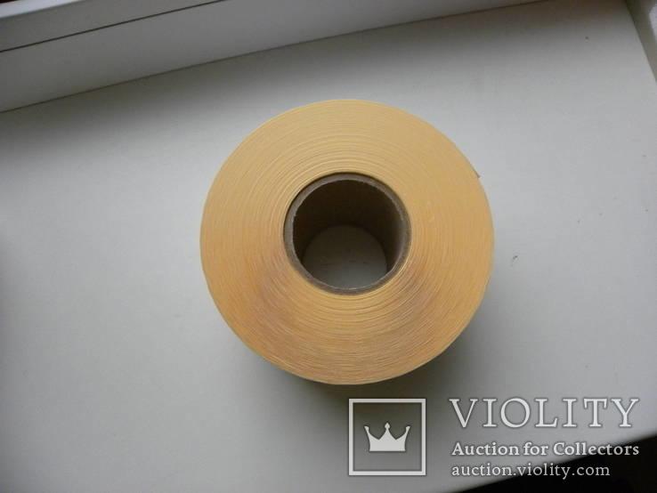 Самоклеющаяся этикетка 530 штук 60 мм - 58 мм, фото №3