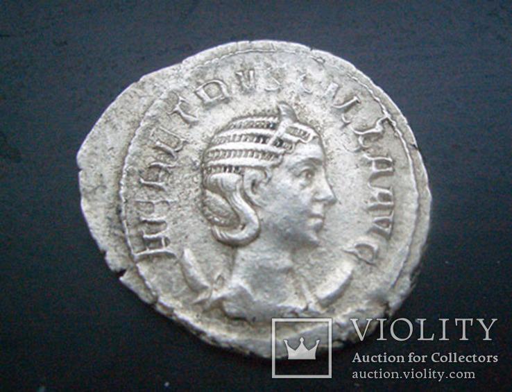Антониниан Гереннии Этрусциллы (жены Траяна Деция) (см. описание)