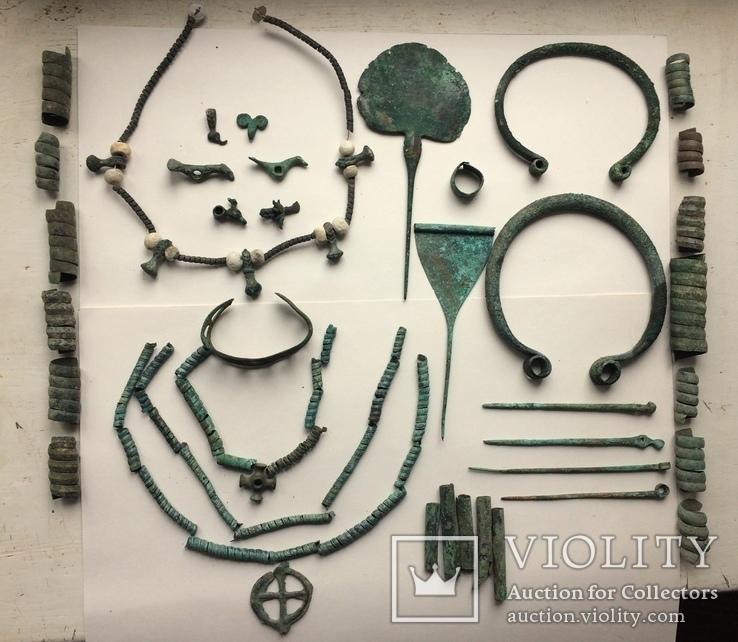 Коллекция Кобанской Культуры (поздняя бронза)