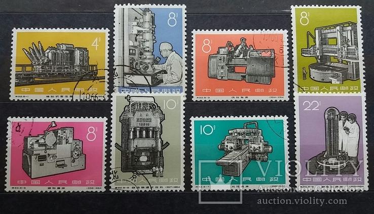 1966 Китай Промышленное машиностроение