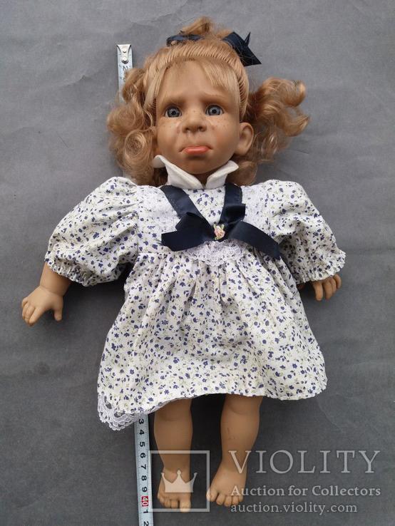 Кукла плакса, мягконабивная, фото №2