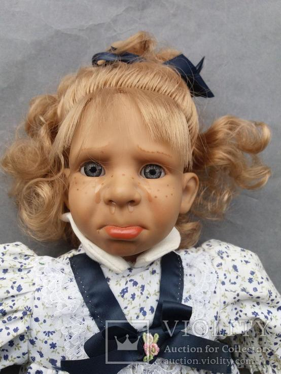 Кукла плакса, мягконабивная, фото №3