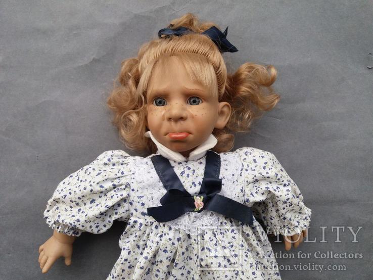 Кукла плакса, мягконабивная, фото №4