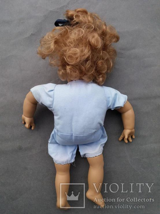 Кукла плакса, мягконабивная, фото №10