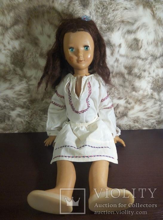 Паричковая кукла