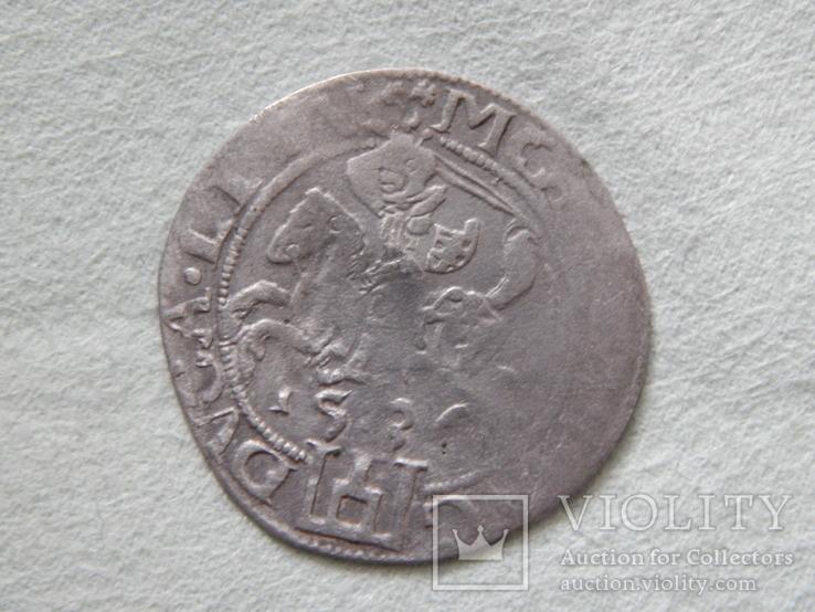 Грош 1536 рік