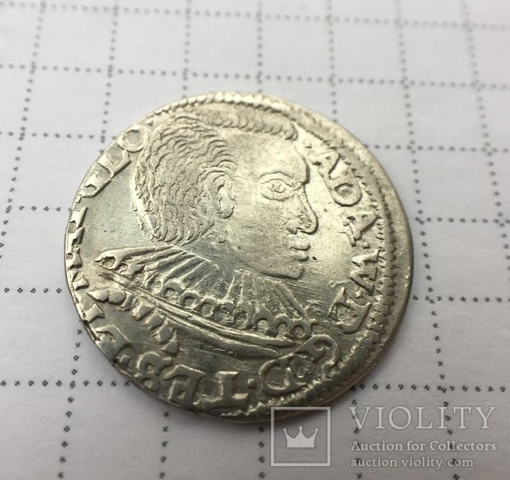 Трояк Адама Вацлава 1592 год.Тешинское герцогство.