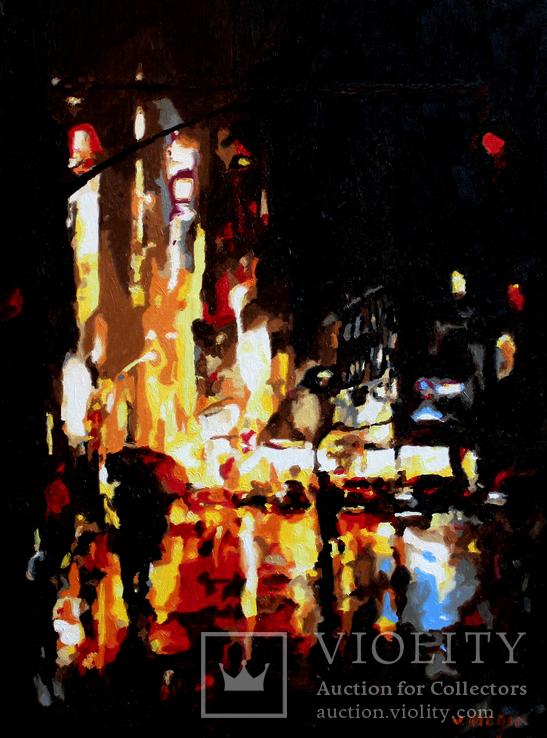 ''Ночной город