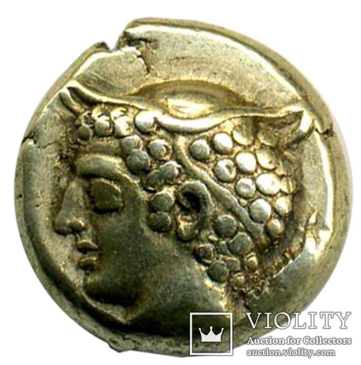 Гекта 477-388 гг. до н.э. Иония. Фокея