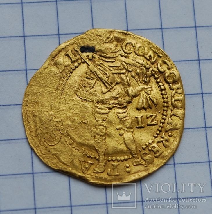 Дукат 1612 года.