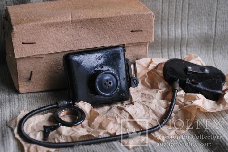 Защита, прикрытие ФИКУС, для фотоаппарата АЯКС, ( Ф-21), спецтехника №1.