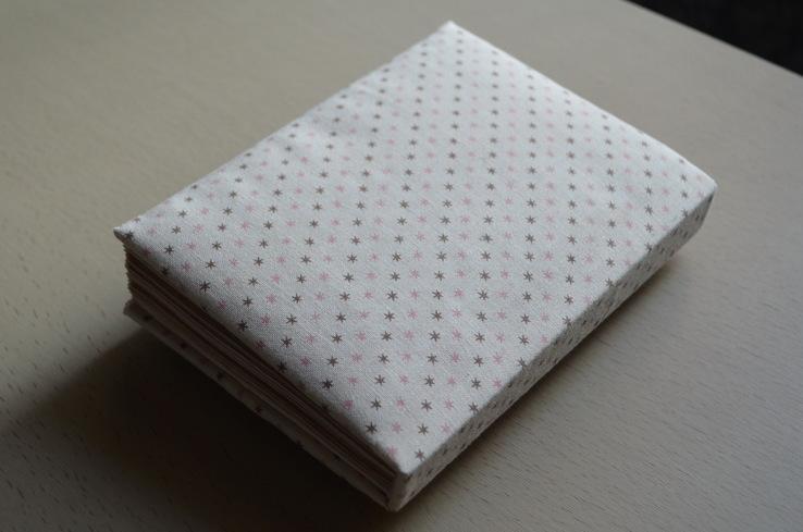 Блокнот ручной работы с нелинованными состаренными страницами -Осенний уют- 115 листов, фото №6