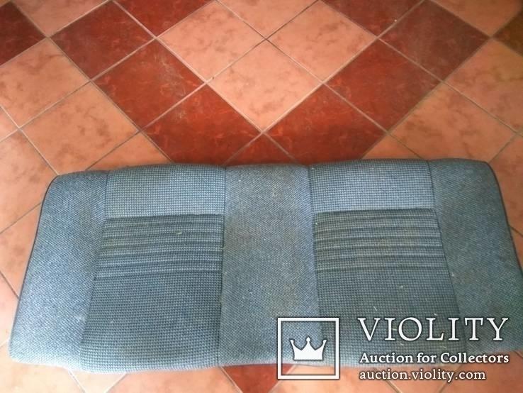 Спинка заднего сидения Volkswagen Jetta, фото №2