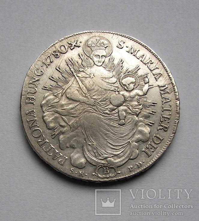 Талер 1780 В Австрия