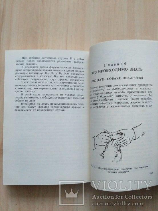 """Баранов """"Здоровье вашей собаки"""" 1989р., фото №7"""