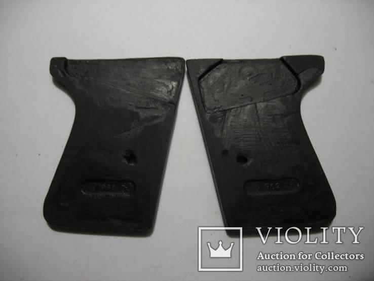 Маузер WTP-2 6.35мм, накладки рукояти, копия, фото №3