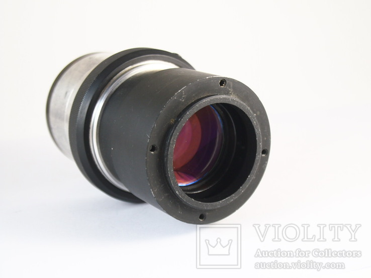 Объектив Ж - 25  1 : 2 / F = 100 мм, фото №5
