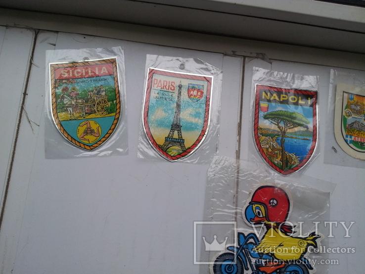 Наклейки города, фото №2