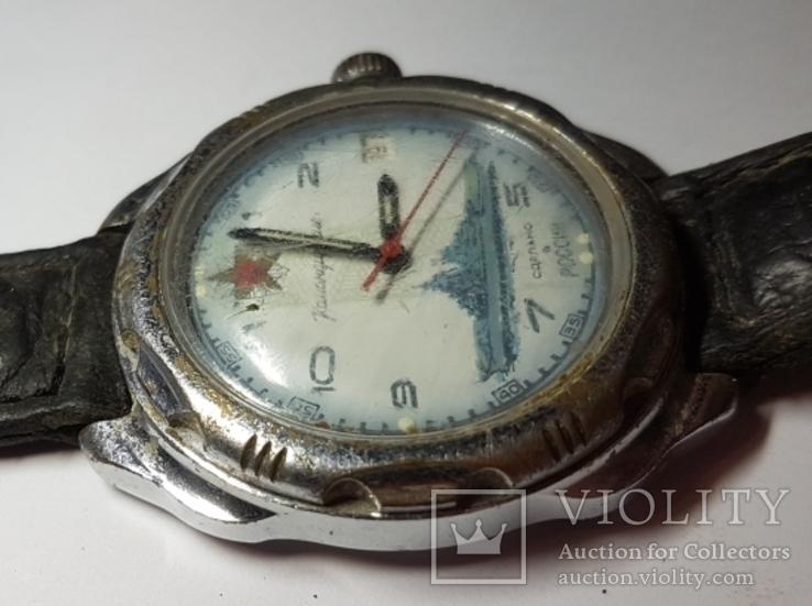 Часы Командирские РФ, фото №3