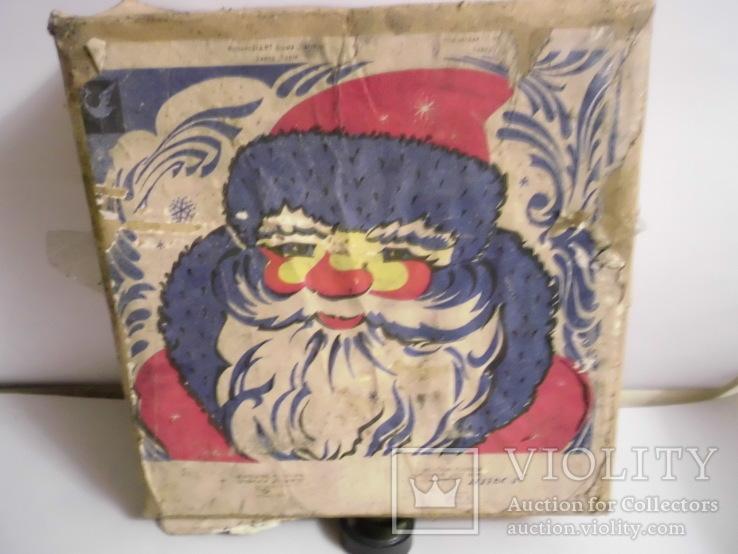 Дедушка мороз  - родом из СССР, в родной упаковке, 45 см.,, фото №10