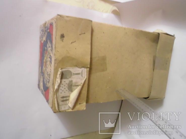 Дедушка мороз  - родом из СССР, в родной упаковке, 45 см.,, фото №11