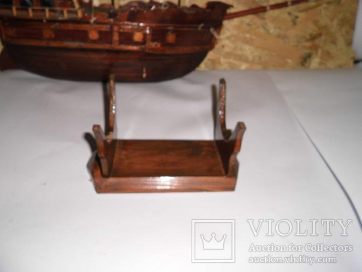 Модель парусника 66 см х 66 см, фото №8