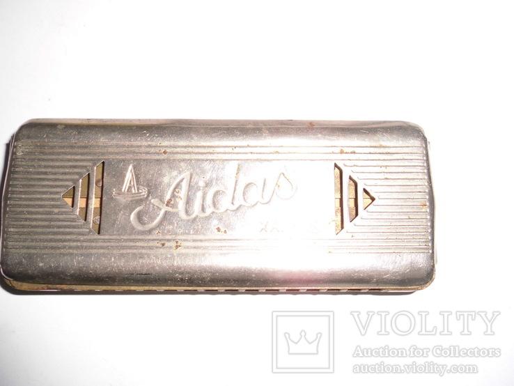 Aidas kaunas - губная гармошка, фото №3