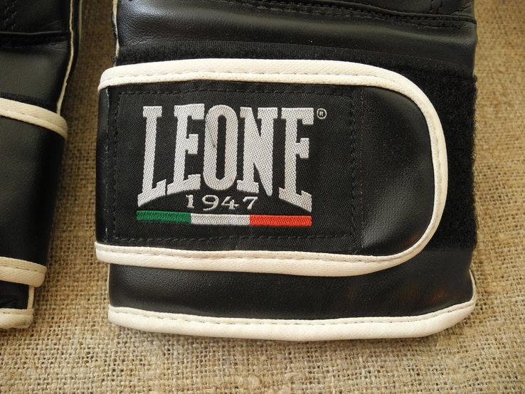 Перчатки Бокс Кикбоксинг LEONE p.L ( Новое ), фото №4