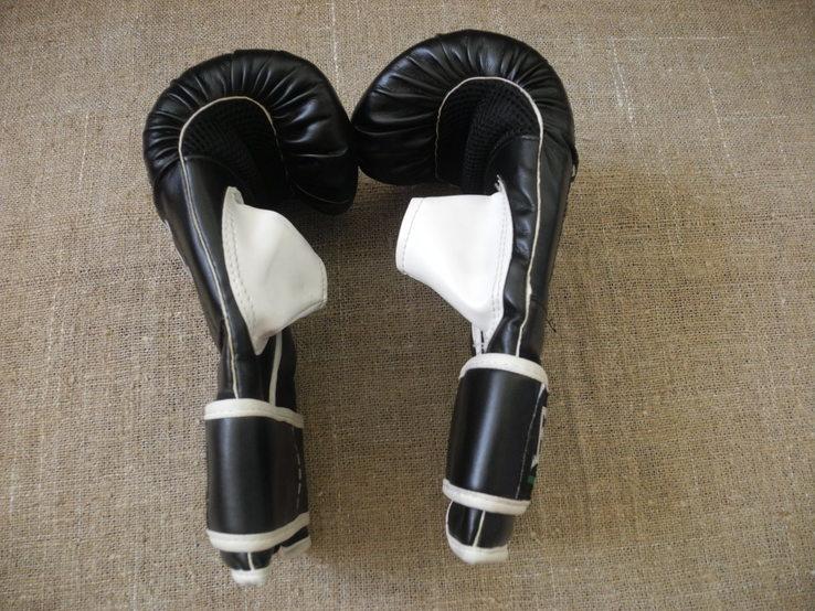 Перчатки Бокс Кикбоксинг LEONE p.L ( Новое ), фото №5