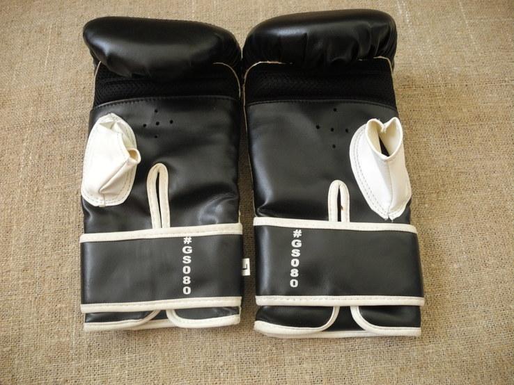 Перчатки Бокс Кикбоксинг LEONE p.L ( Новое ), фото №6