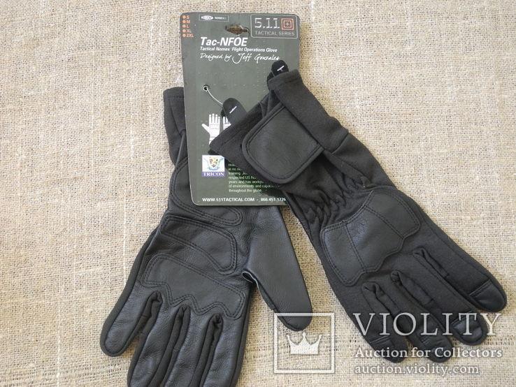 Перчатки тактические 5.11 Tactical Series p. L ( Новое ), фото №2