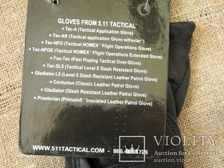 Перчатки тактические 5.11 Tactical Series p. L ( Новое ), фото №6