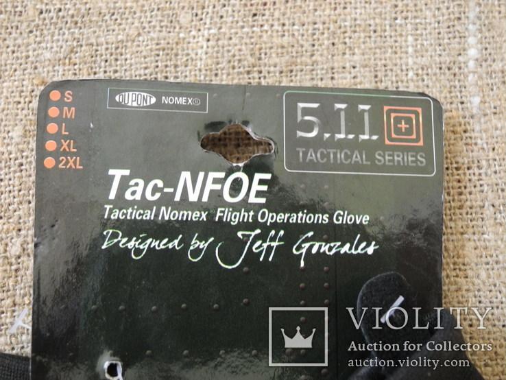 Перчатки тактические 5.11 Tactical Series p. L ( Новое ), фото №11