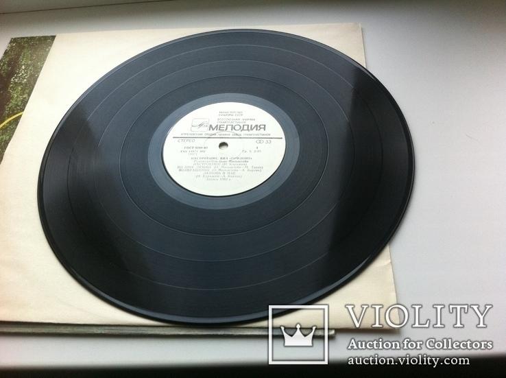 "ВИА ""Оризонт""- Настроение 1983, фото №6"