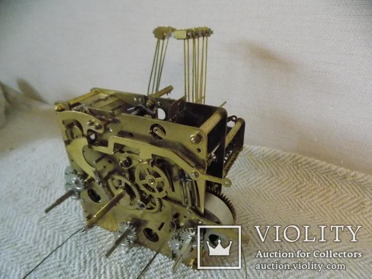 Механізм підлогового Urgos на три мелодії і секунди, фото №2