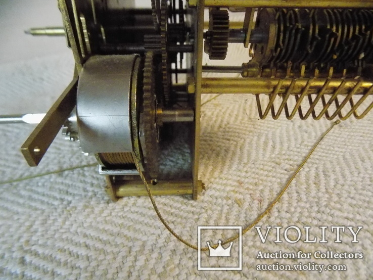 Механізм підлогового Urgos на три мелодії і секунди, фото №10