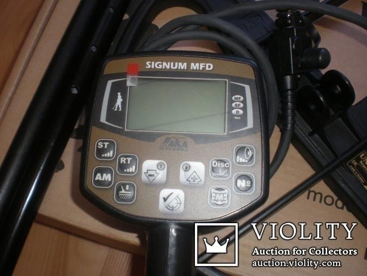 Signum MFD 7272м прошивка 2,06 RU-EN+4й апгрейд от (asgo)
