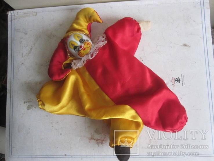 Кукла фарфоровая., фото №2