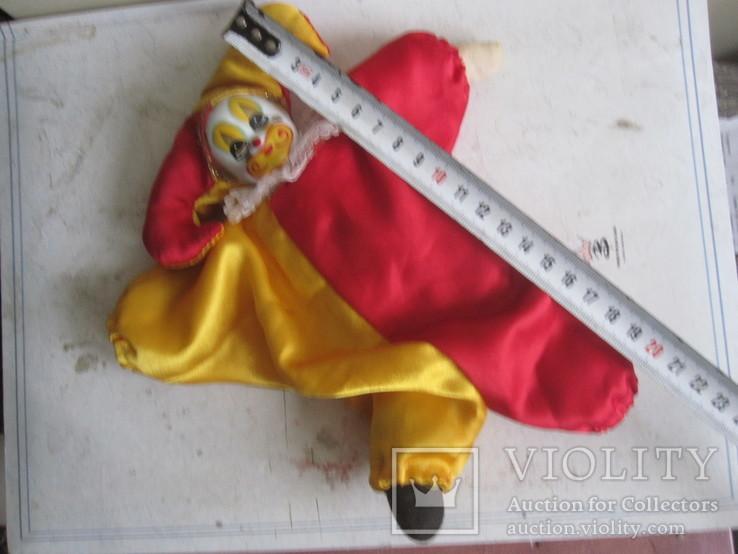 Кукла фарфоровая., фото №3