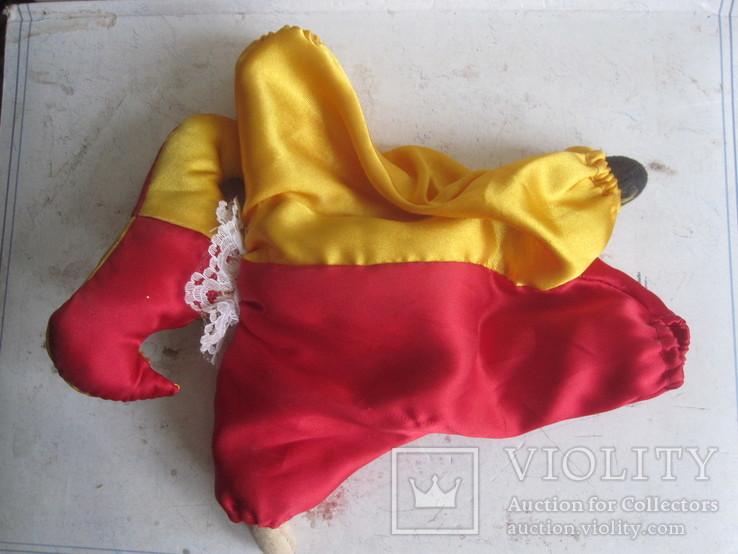 Кукла фарфоровая., фото №4