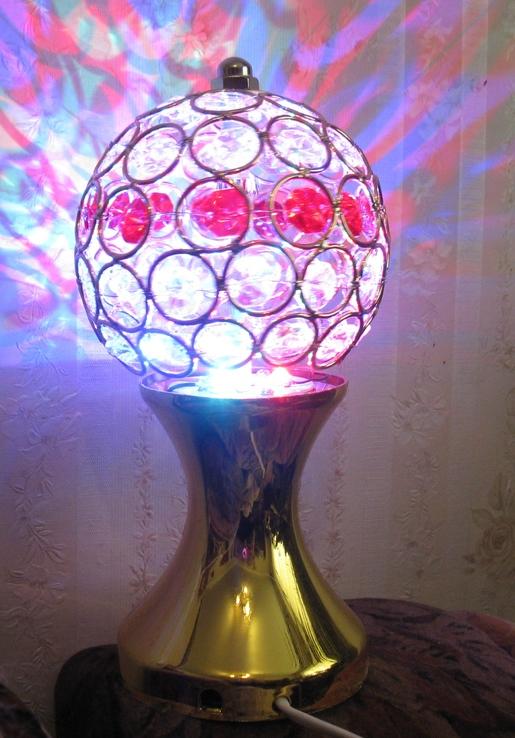 Дисколампа , диско светильник, фото №7