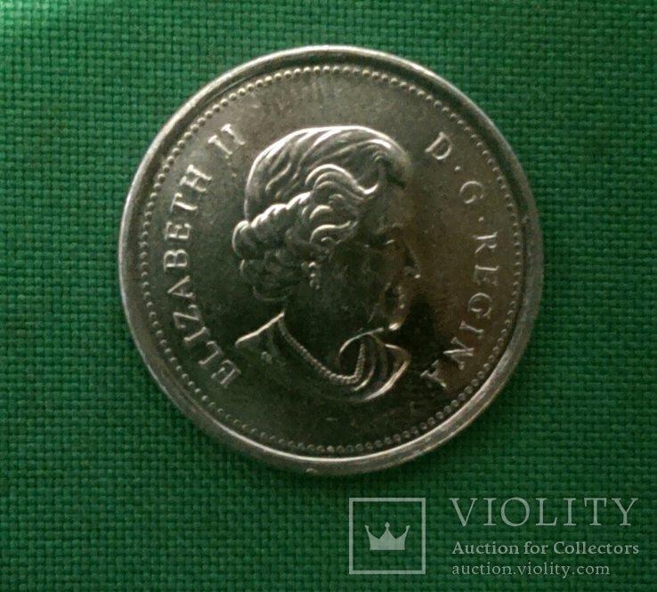 25 центов юбилейные, фото №2