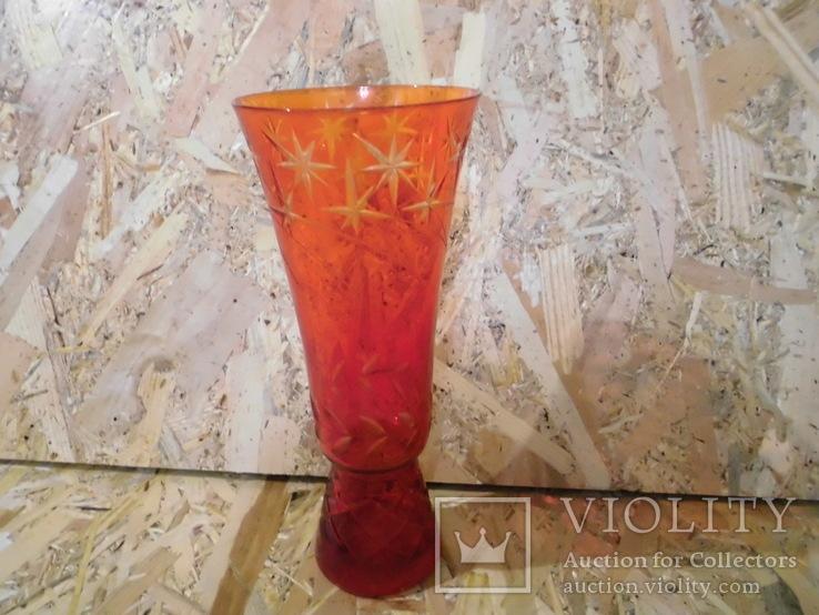 Ваза для декора из СССР (27 см.), фото №5