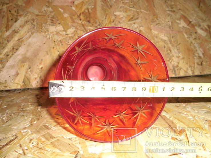 Ваза для декора из СССР (27 см.), фото №9
