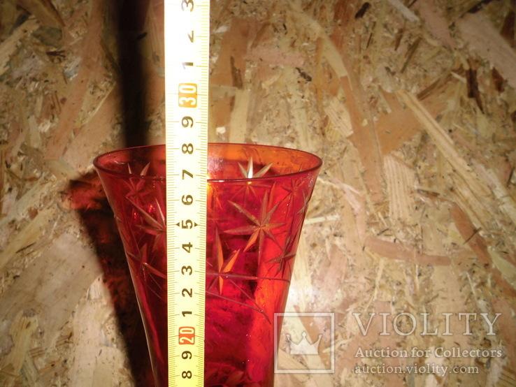 Ваза для декора из СССР (27 см.), фото №12